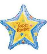 "18"" Super Teacher Star"