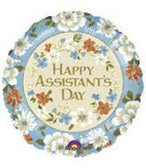 Administrative Day Mylar Balloons