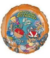 "18"" Rocket Power Awesome Birthday"