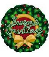 18'' Season's Greetings