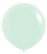"36"" Betallatex Pastel Matte Green Latex Balloons (2CT)"