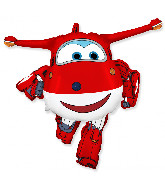 "37"" Super Wings Jett Foil Balloon"