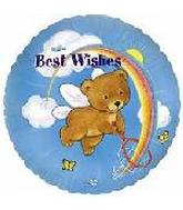 "18"" Best Wishes Bear"