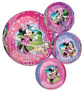 "16"" Minnie Mouse Orbz Balloons"