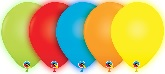"10"" Q-Lite Special Assorted  5 Count Light Up Latex Balloons"