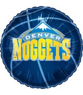 "18"" NBA Basketball Denver Nuggets"
