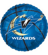 "18"" NBA Basketball Washington Wizards"