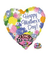 "29"" Singing Happy Mother's Day Sweet Love Packaged"