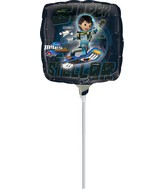 "9"" Airfill Only Miles from Tomorrowland Balloon"