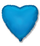 "2"" Airfill Only Blue Heart"