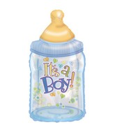 "33"" It's a Boy Bottle"