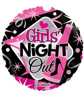 "18"" Girls' Night Out Balloon"