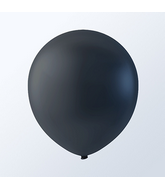 "9"" Creative Brand Black Latex Balloons (144 Per Bag)"