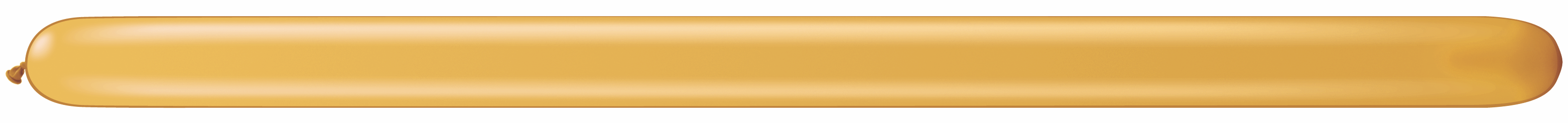 160Q Gold Specialty Entertainer Balloons (100 Count)