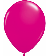 "16"" Qualatex Latex Balloons WILD BERRY 50CT"