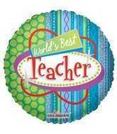Teacher Wholesale Mylar Balloons