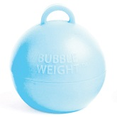 35 gram Bubble Weight: Baby Blue