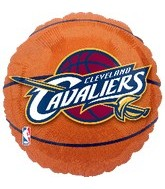 "18"" NBA Cleveland Cavaliers Basketball"