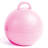 35 gram Bubble Weight: Baby Pink